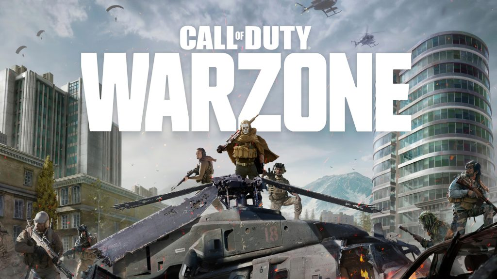Call of Duty: Warzone - PS4 - Wallpapers - 1920x1080