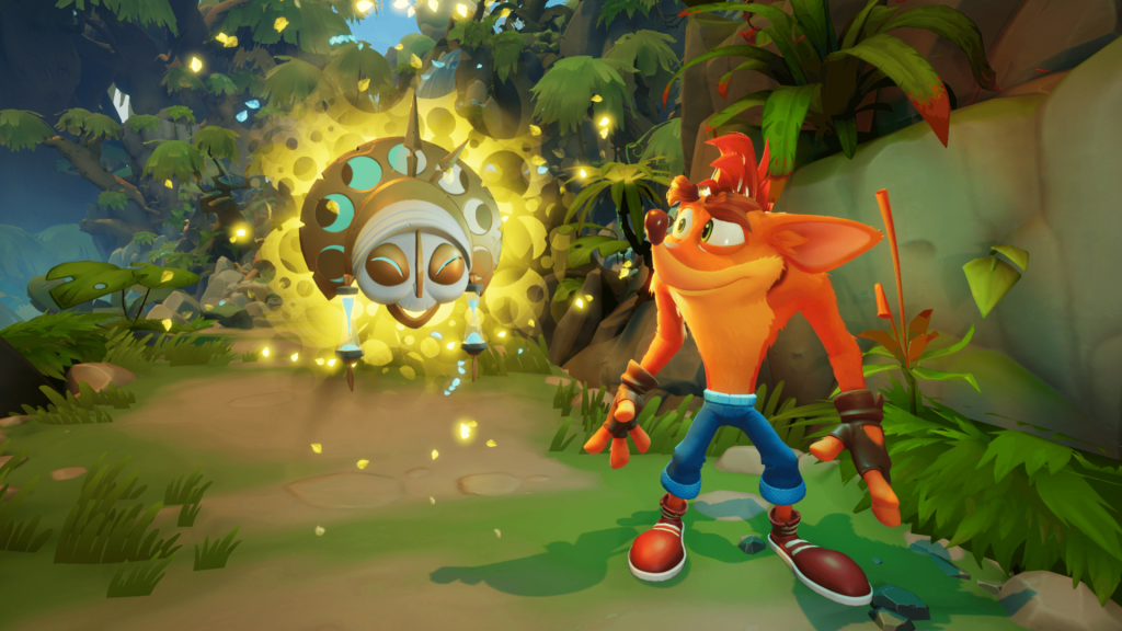 Crash Bandicoot 4: It's About Time - PS4 - Wallpapers - 1920x1080