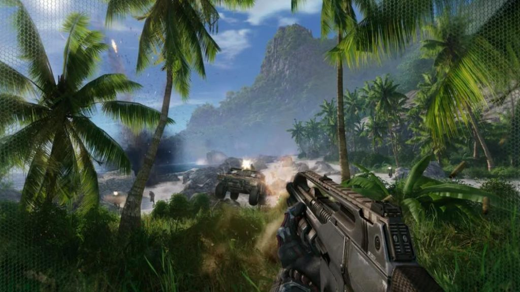 Crysis Remastered Review PS4 3