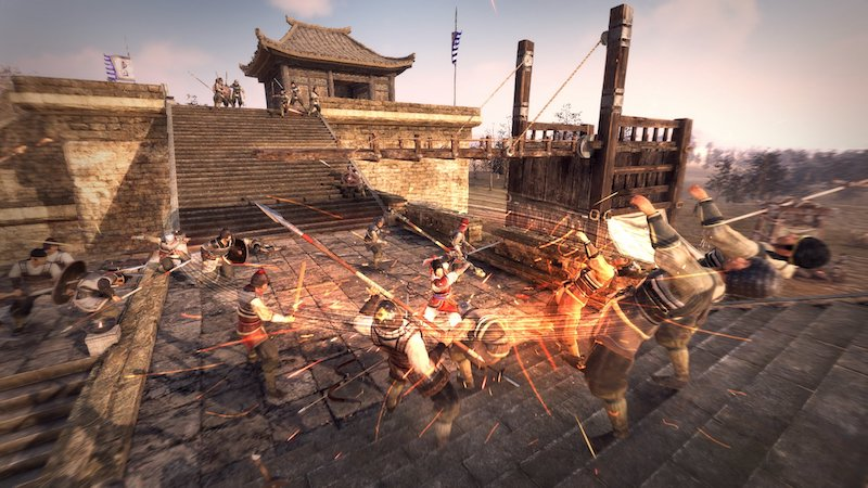Dynasty Warriors 9: Empires Coming Early Next Year