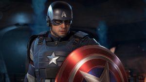 Marvels Avengers Update 1.08 PS4