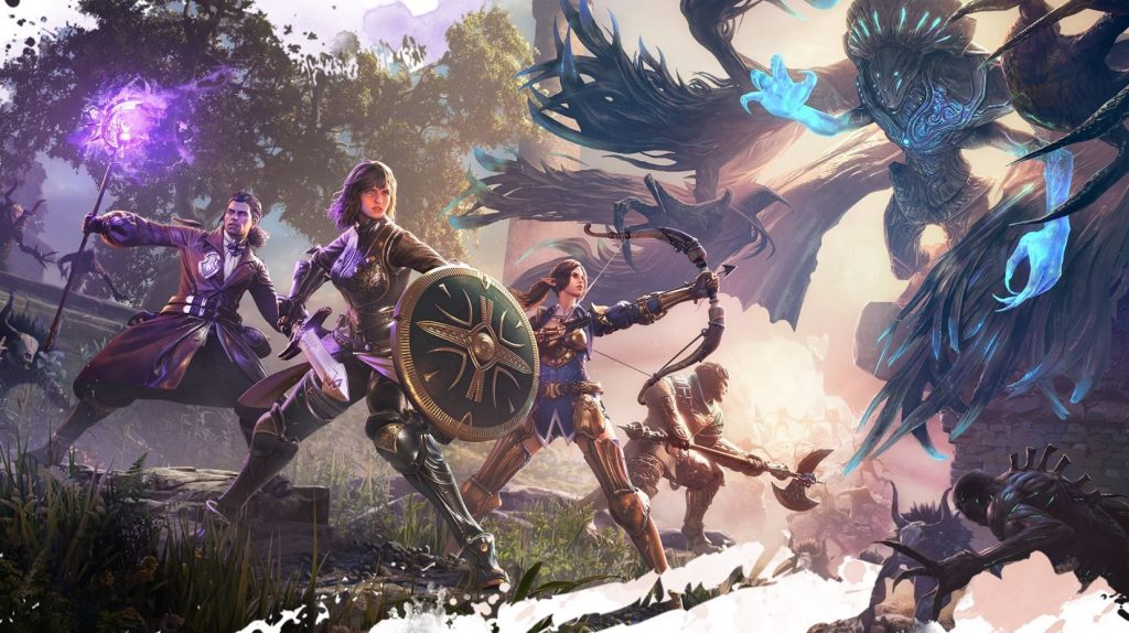 mmo-bless-unleashed-confirms-its-ps4-release-date-for-october