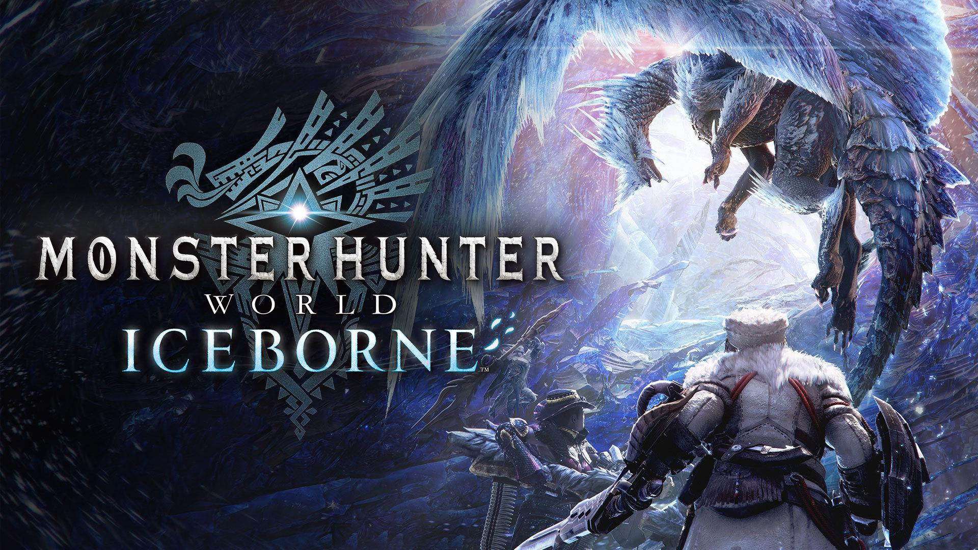 Monster Hunter World And Iceborne Wallpapers Playstation Universe