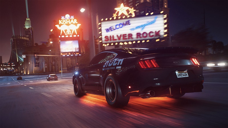 PS4 PS Plus Games 2020 Need for Speed Payback