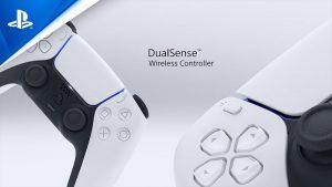 PS5 DualSense Specs