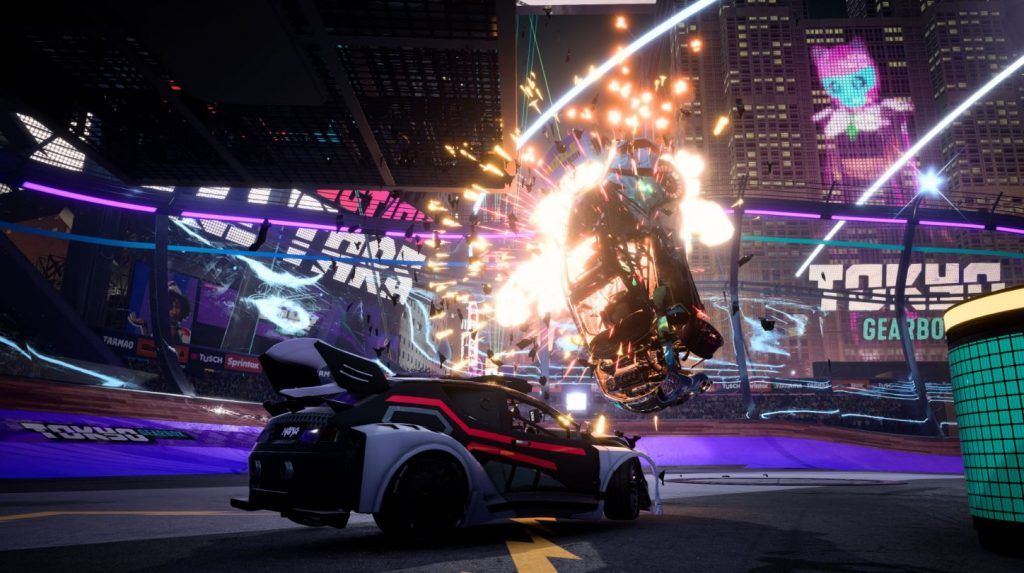 PS5 Launch Titles Destruction AllStars