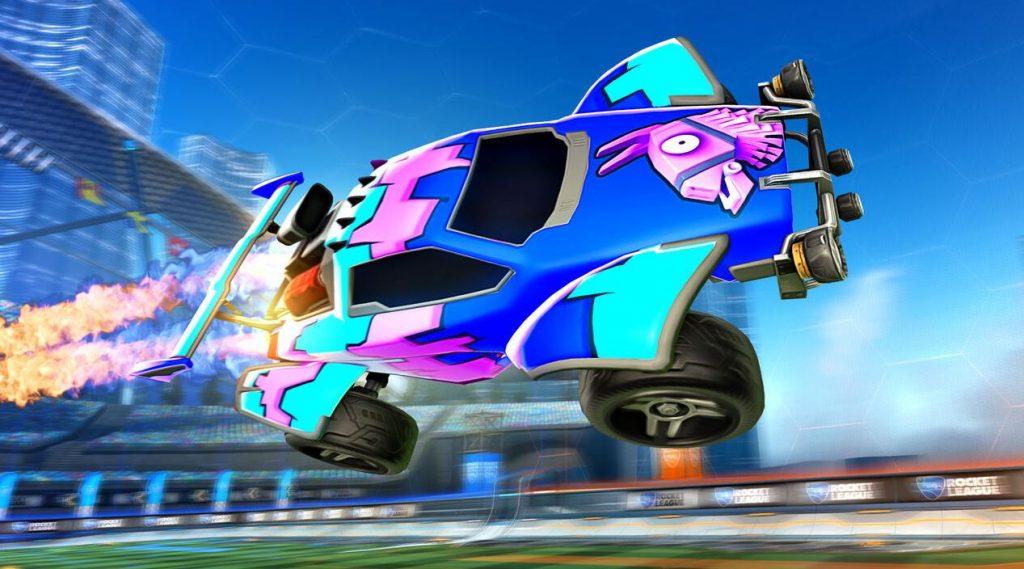 rocket-league-announces-three-week-long-fortnite-llama-rama-crossover-event-2