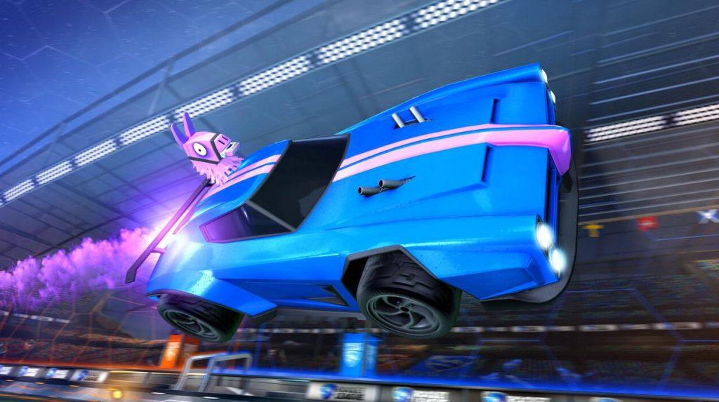rocket-league-announces-three-week-long-fortnite-llama-rama-crossover-event-3