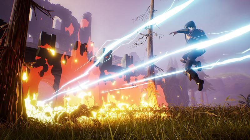 Spellbreak PS4 Review 4