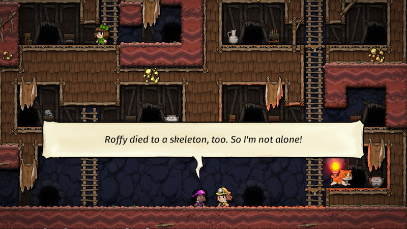 Spelunky 2 PS4 Review 1