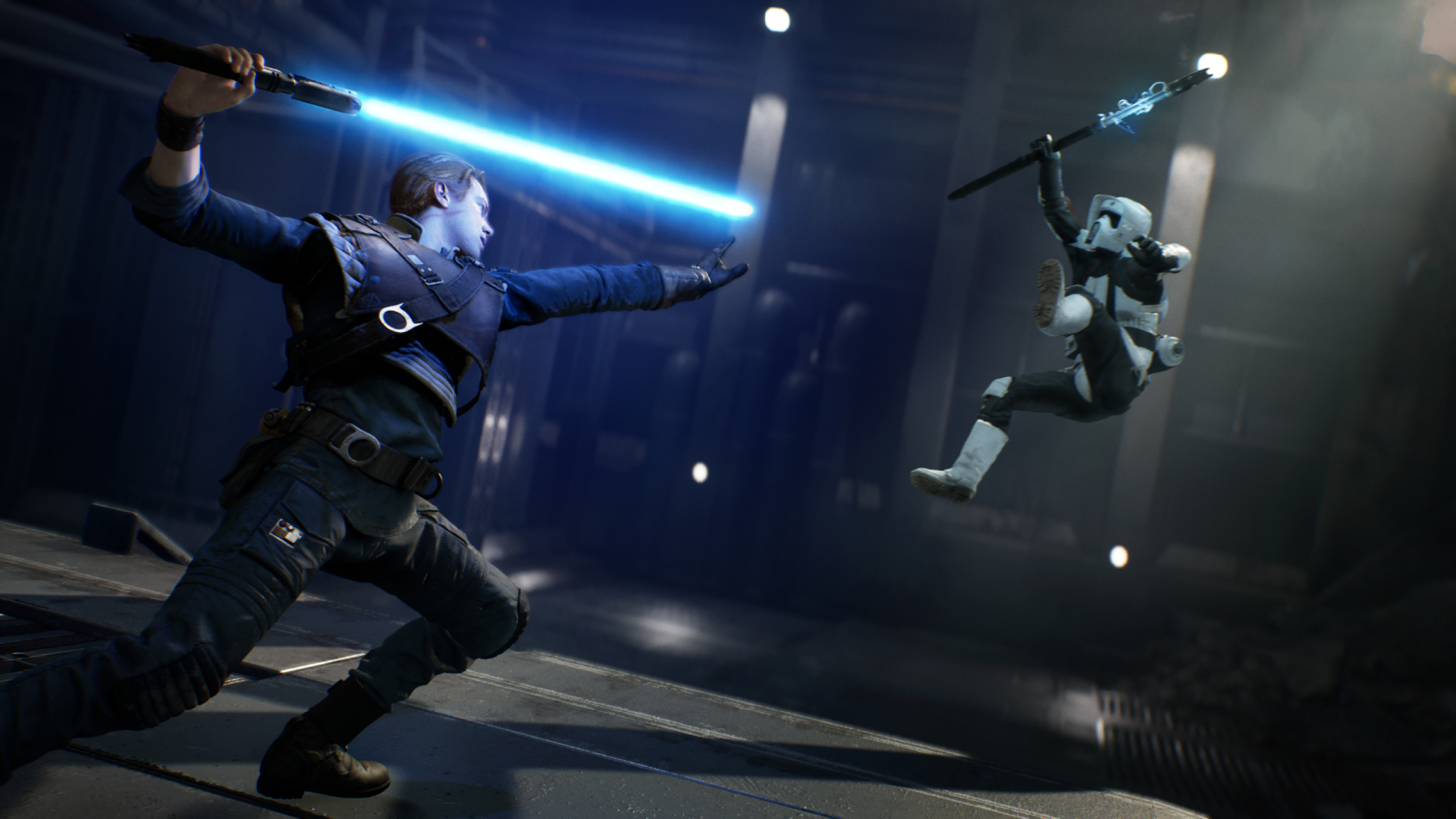 Star Wars Jedi Fallen Order Wallpapers Playstation Universe