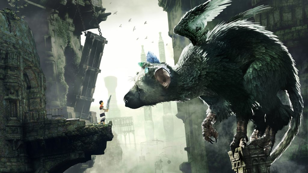 The Last Guardian - PS4 - Wallpapers - 1920x1080