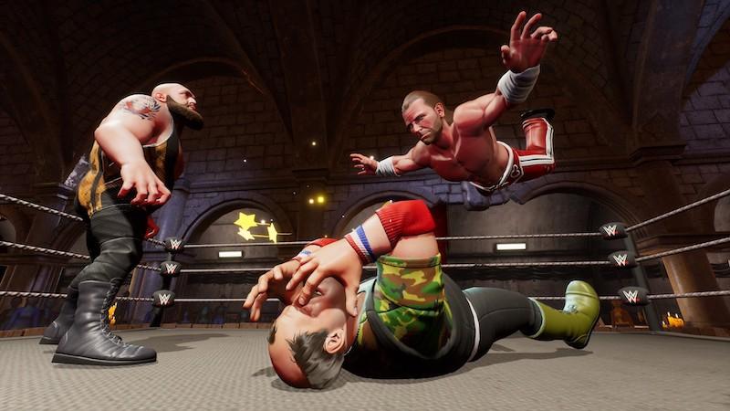 WWE 2K Battlegrounds PS4 Review 2