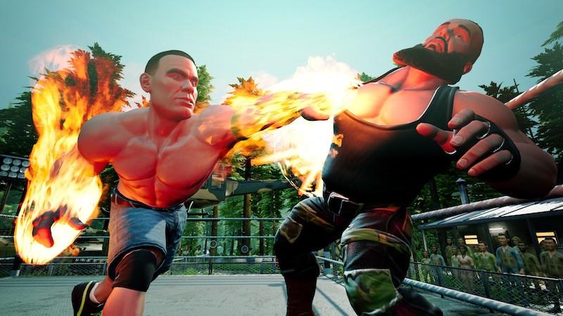 WWE 2K Battlegrounds PS4 Review 3