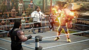 WWE 2K Battlegrounds PS4 Review