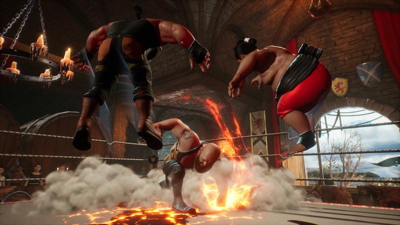 WWE 2K Battlegrounds PS4 Review 4