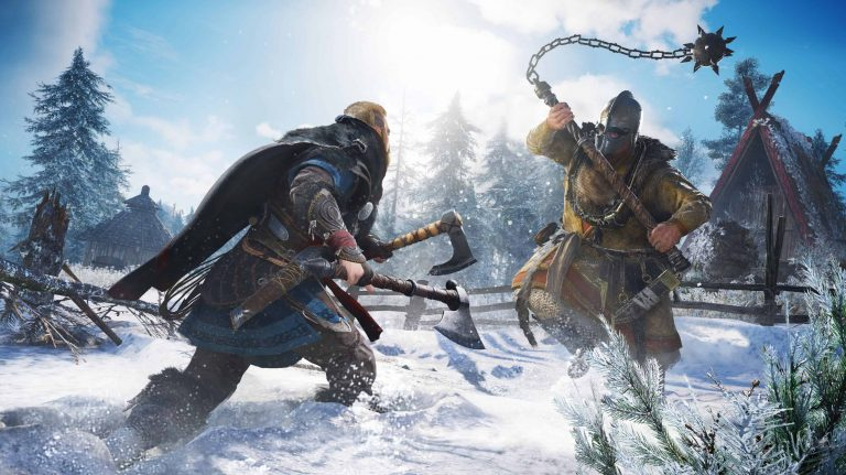 Assassin's Creed Valhalla goes gold