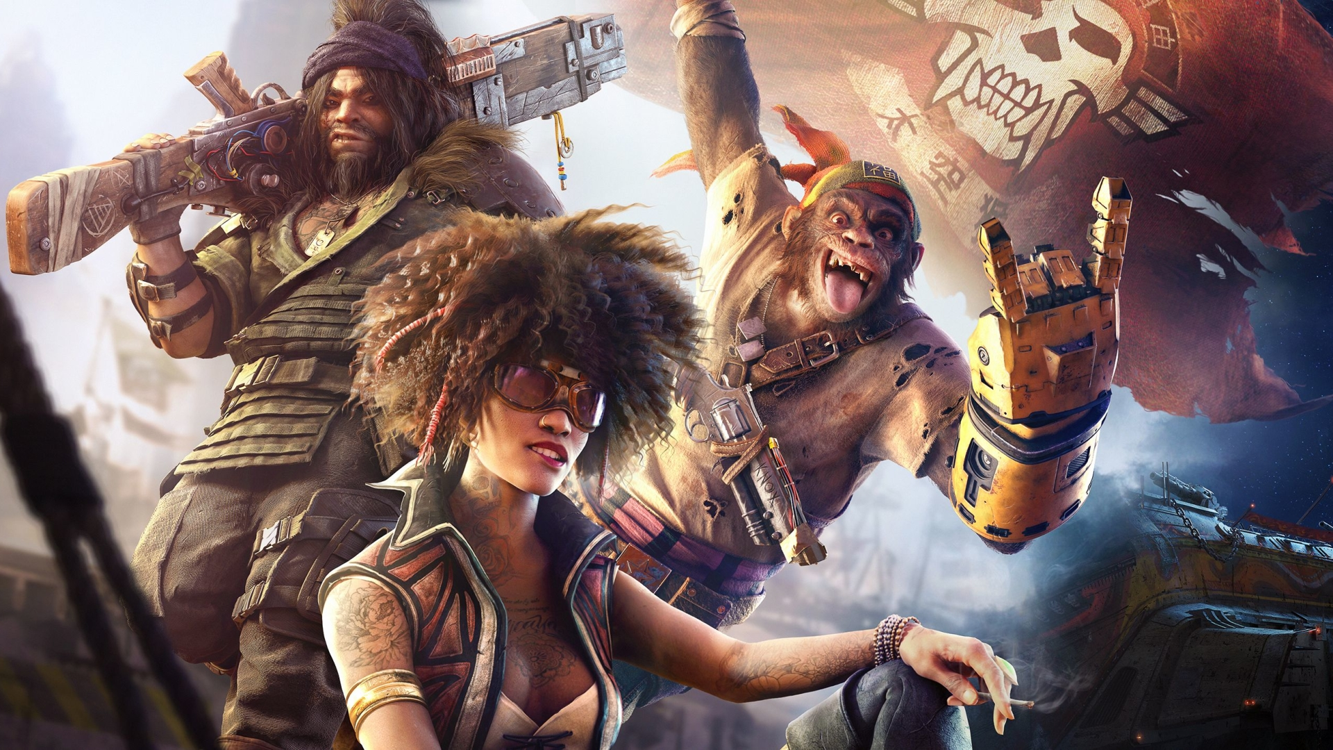 Beyond Good And Evil 2 - PS5 - Wallpapers