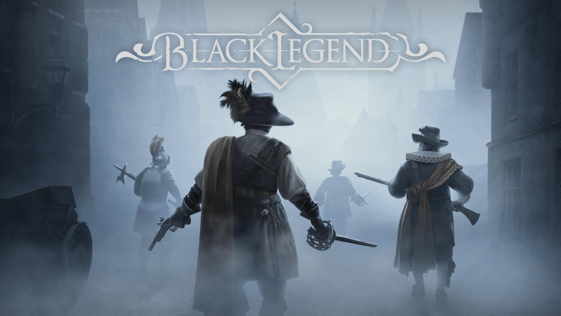 Black Legend - PS4 / PS5 - Wallpapers