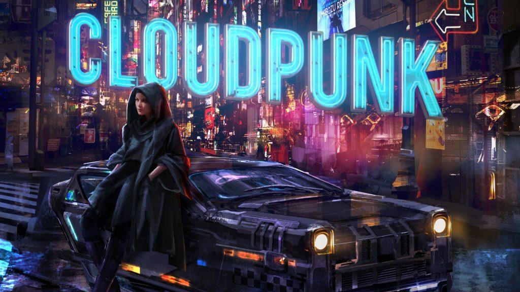 Cloudpunk - PS4 - Wallpapers - 1920x1080