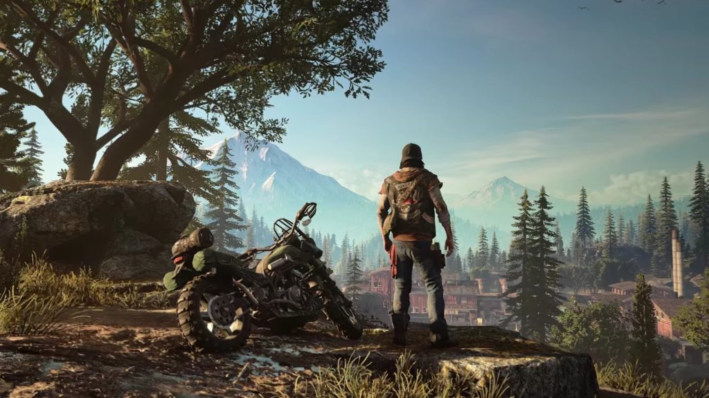 Days Gone - PS4 - Wallpapers - 1920x1080