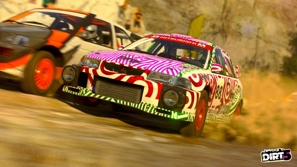 Dirt 5 - PS4 / PS5 - Wallpapers -1920x1080