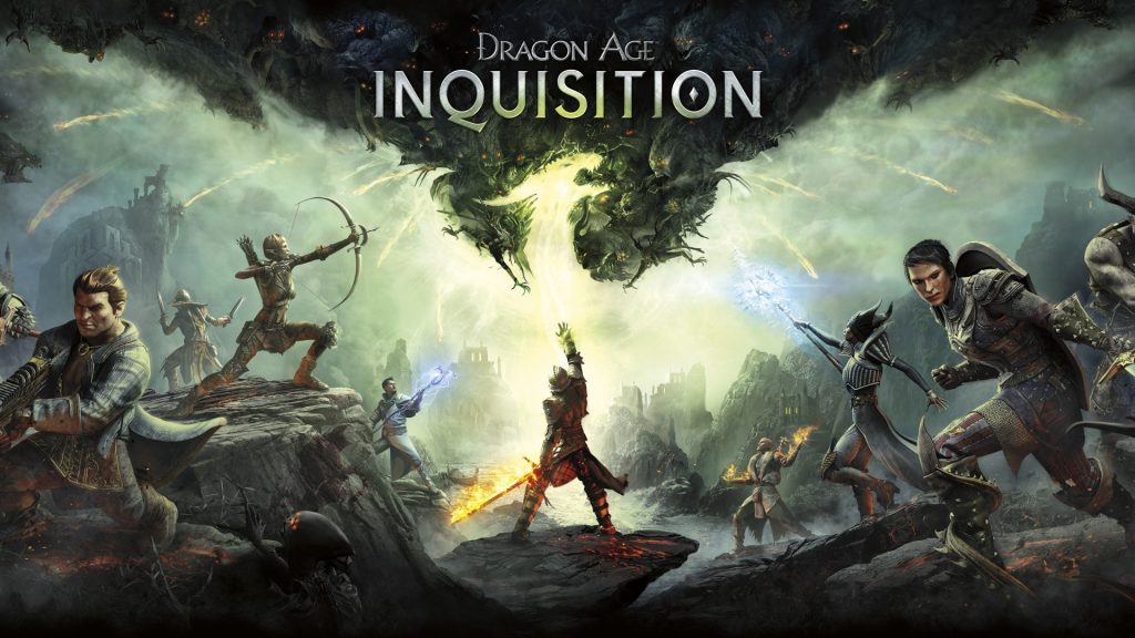Dragon Age: Inquisition - PS4 - Wallpapers - 1920x1080