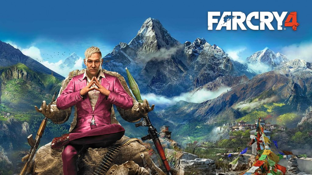 Far Cry 4 - PS4 - Wallpapers - 1920x1080