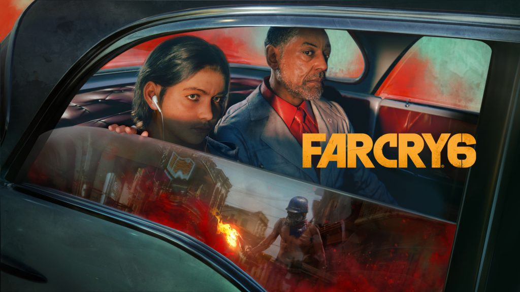 Far Cry 6 - PS5 - Wallpapers - 1920x1080