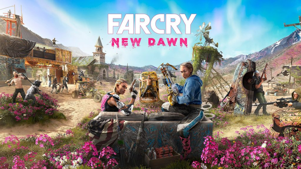 Far Cry New Dawn - PS4 - Wallpapers - 1920x1080