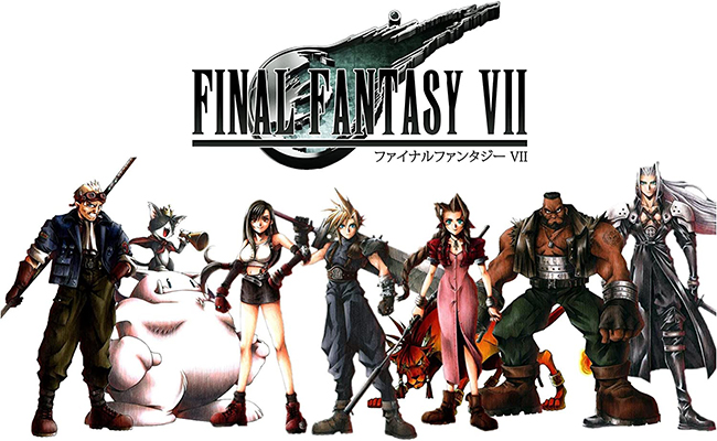 Final Fantasy VII - PS1 - Square