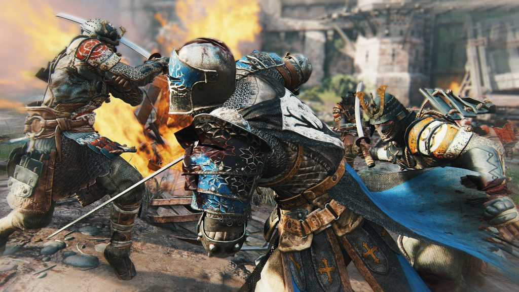 For Honor - PS4 - Wallpapers - 1920x1080