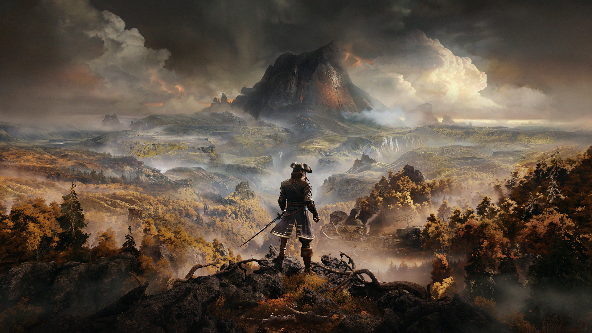 GreedFall - PS4 - Wallpapers - 1920x1080