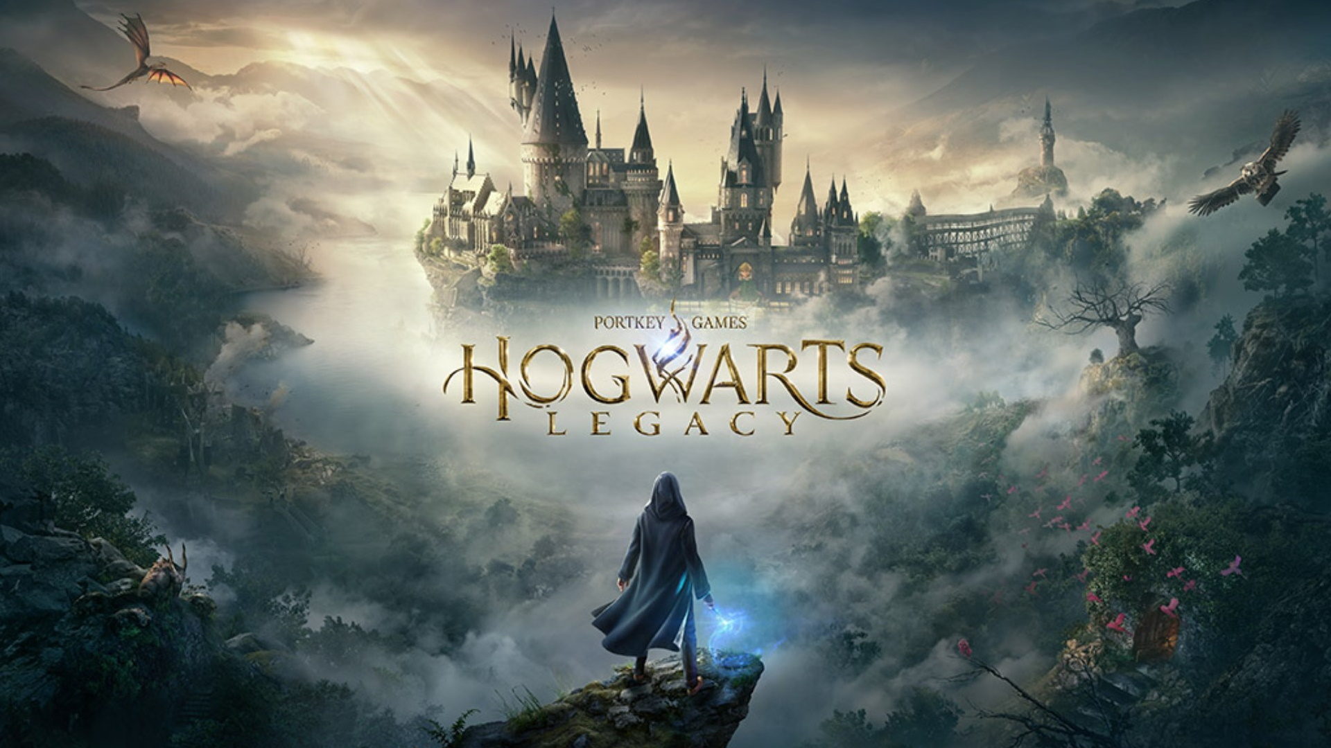 Hogwarts Legacy - PS4 / PS5 - Wallpapers -1920x1080