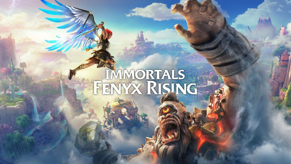 Immortals Fenyx Rising - PS4 / PS5 - Wallpapers - 1920x1080
