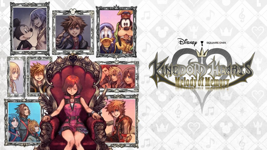 Kingdom Hearts: Melody of Memory - PS4 - Wallpapers - 1920x1080