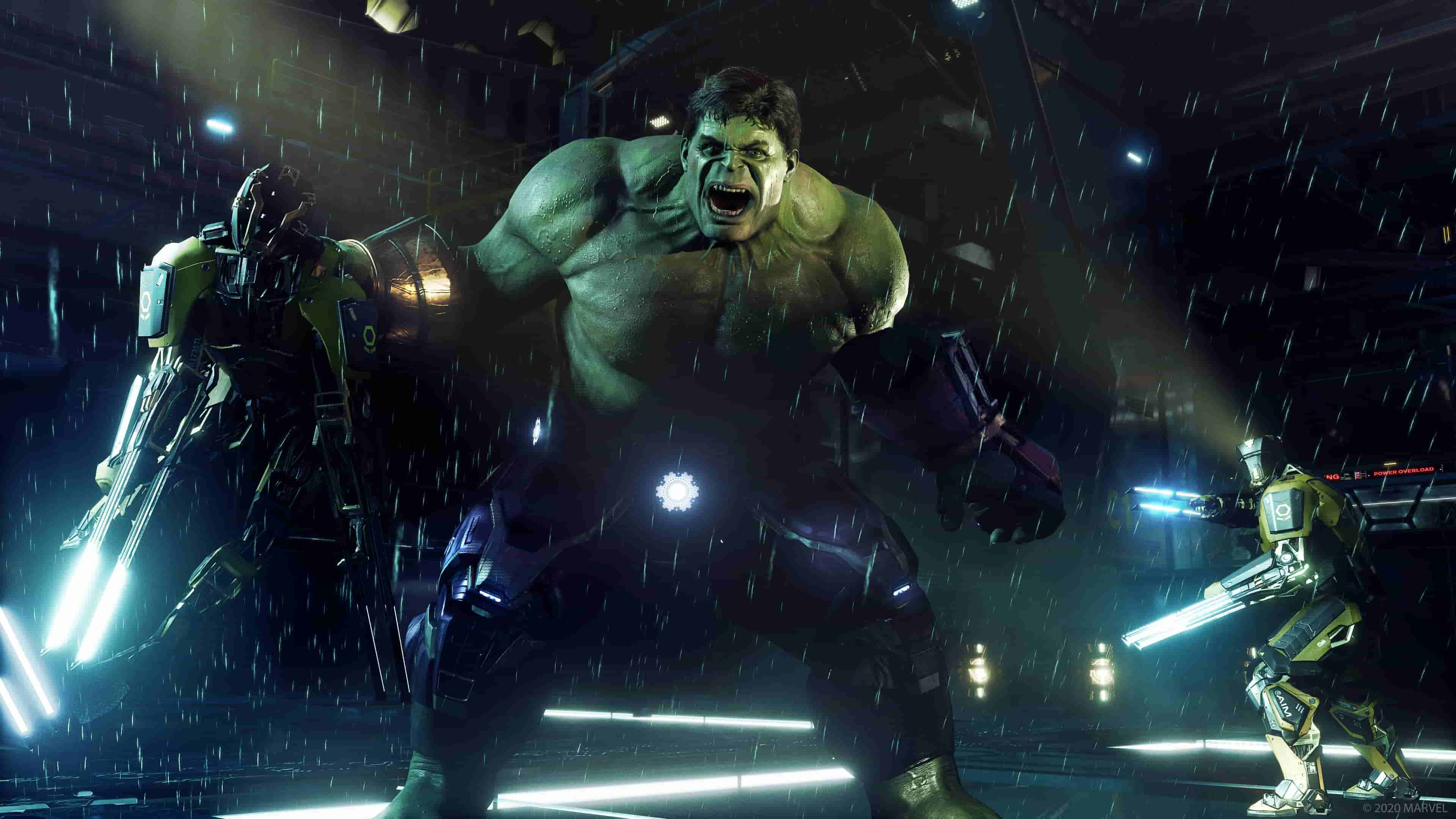 Marvel's Avengers PS5 and Xbox Series X|S versions delayed into 2021