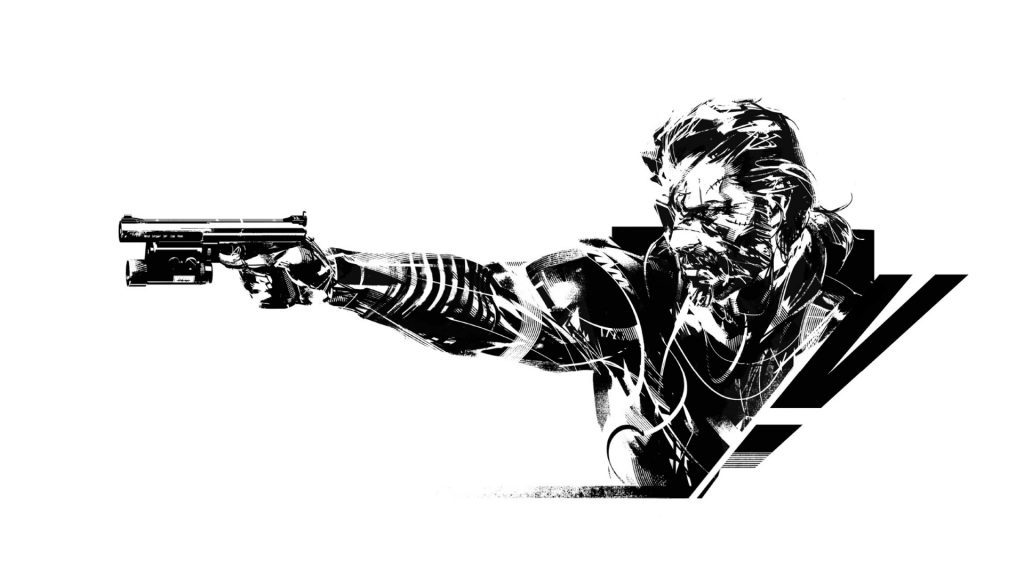 Metal Gear Solid V: The Phantom Pain - PS4 - Wallpapers - 1920x1080