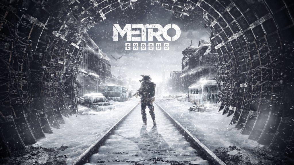 Metro Exodus - PS4 - Wallpapers - 1920x1080