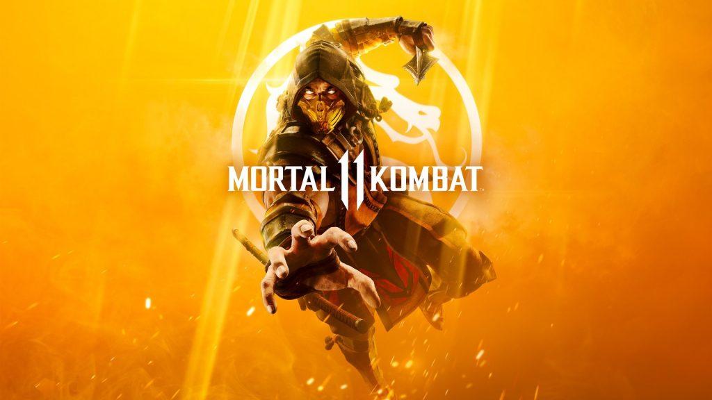 Mortal Kombat 11 - PS4 - Wallpapers - 1920x1080