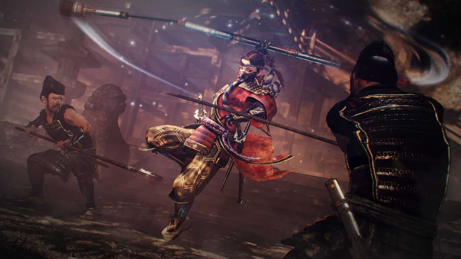 Nioh 2: Darkness in the Capital Review 02