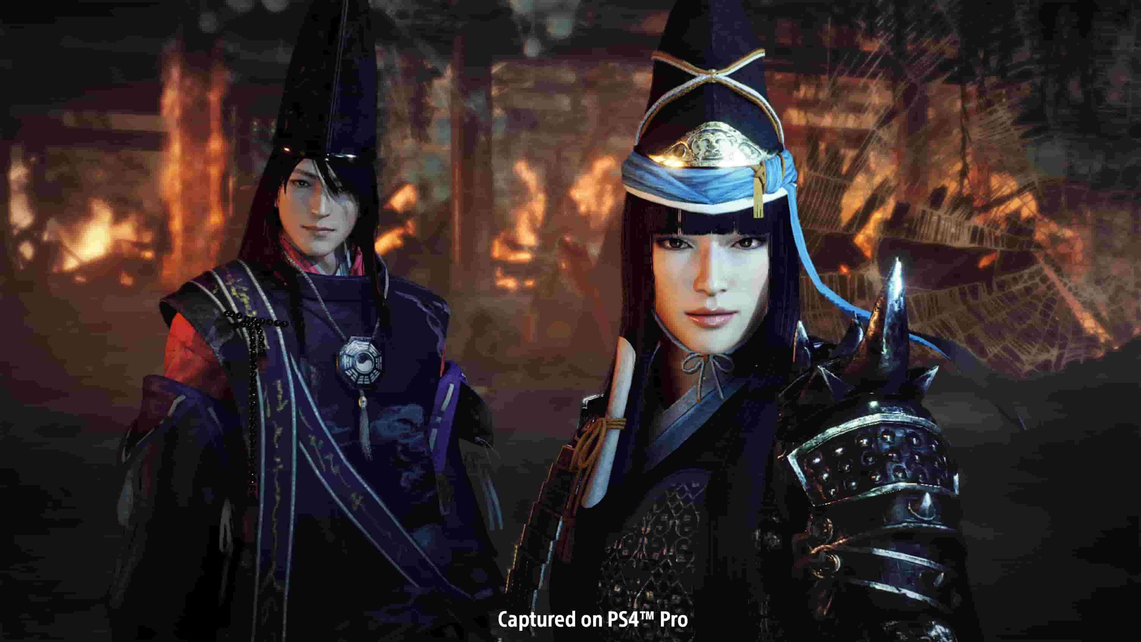 Nioh 2 Darkness in the Capital Review 01