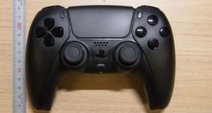 PS5 Black Controller