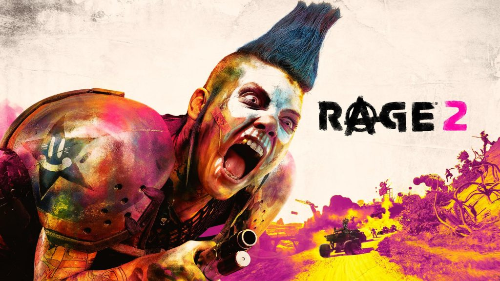 RAGE 2 - PS4 - Wallpapers