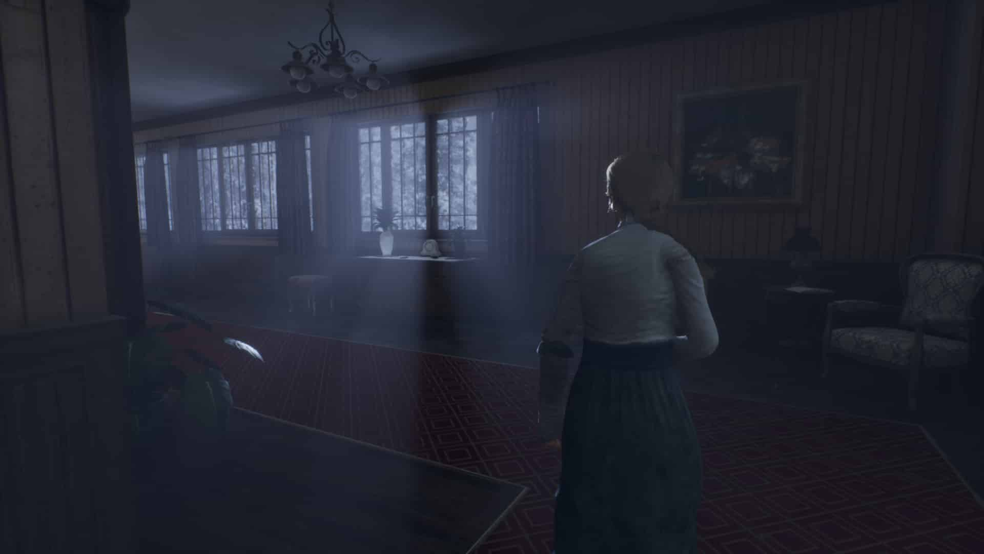 Remothered Broken Percaline review 01
