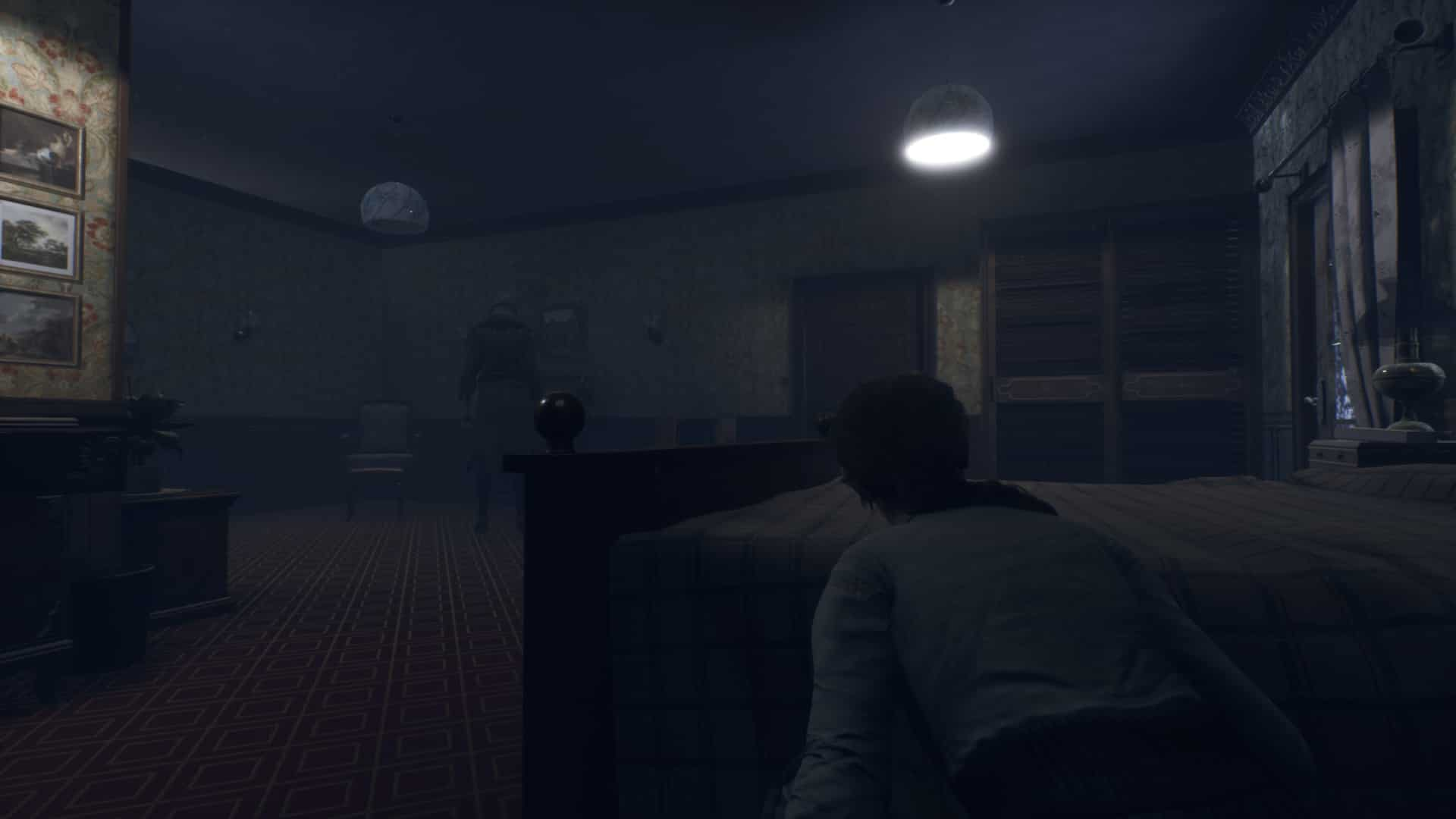 Remothered Broken Percaline review 02