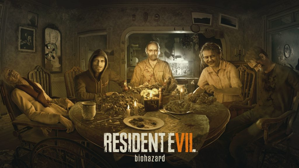 Resident Evil 7: Biohazard - PS4 -Wallpapers