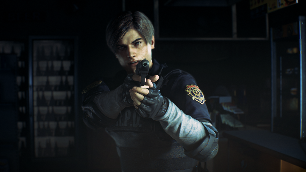 Resident Evil 2 Remake - PS4 - Wallpapers -1920x1080
