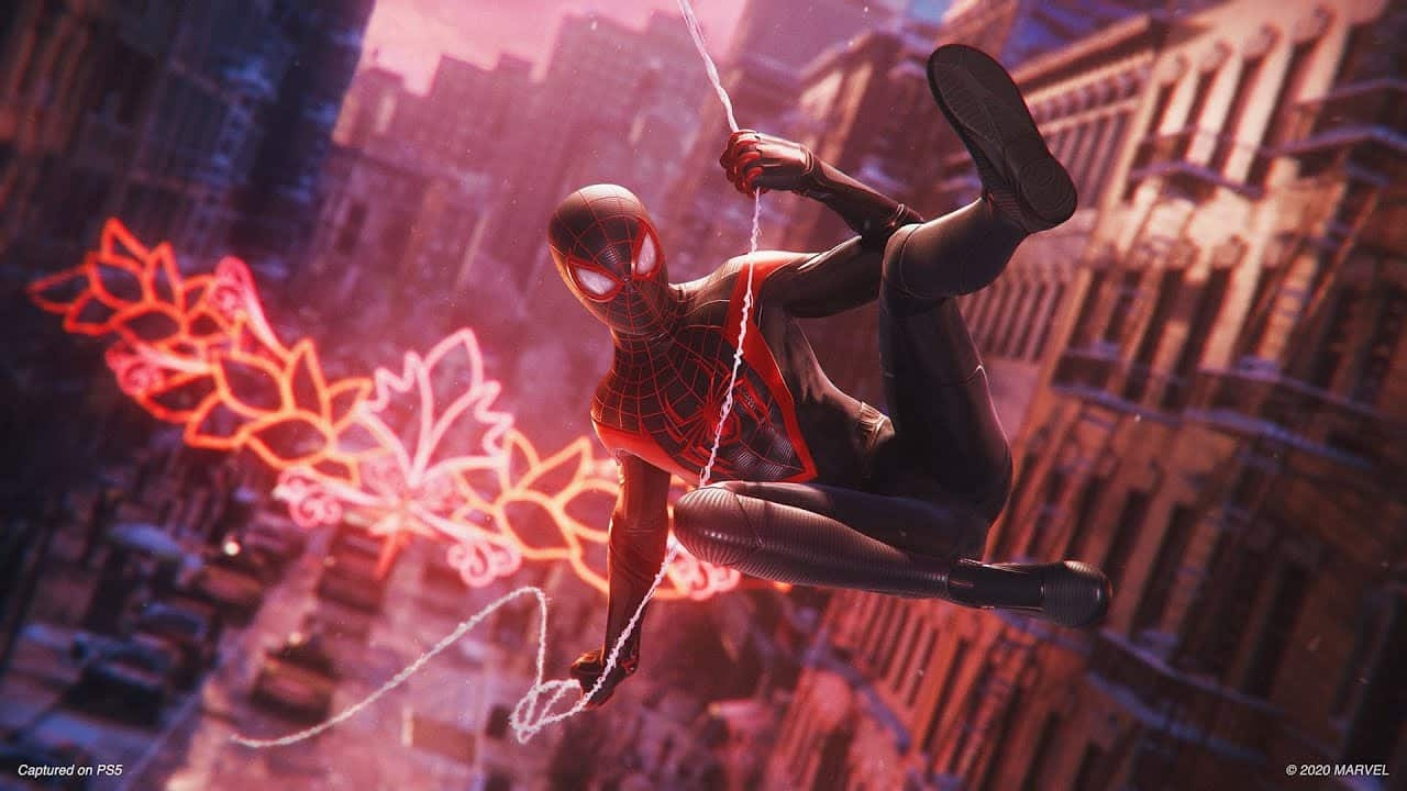 Marvel's Spider-Man Miles Morales: New Crimson Cowl Suit Revealed