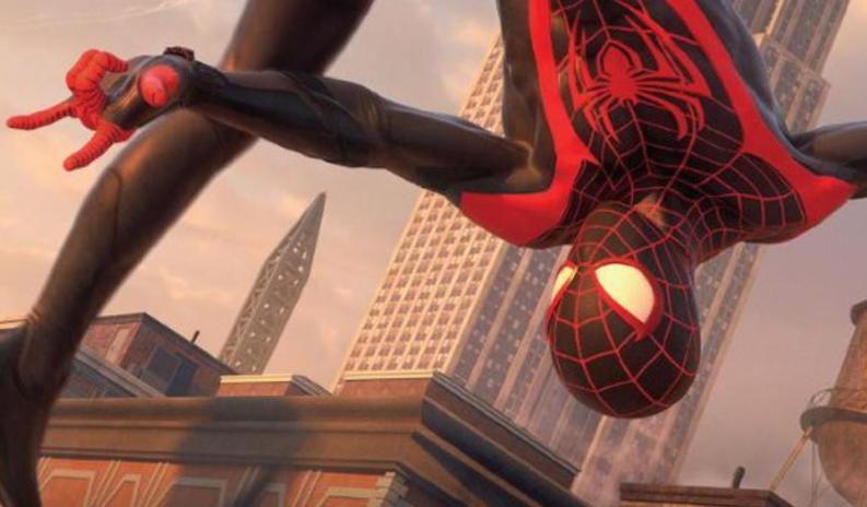 Spider-Man: Miles Morales Announces Art Book and Prequel Novel